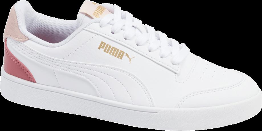 Zapatilla blanca puma
