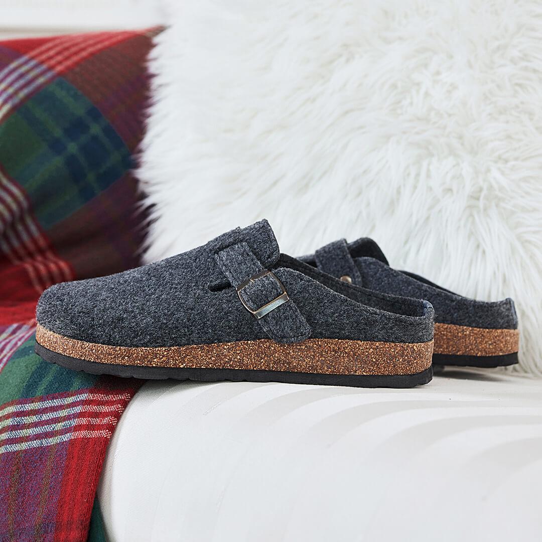 Las zapatillas de estar por casa más cómodas para el teletrabajo