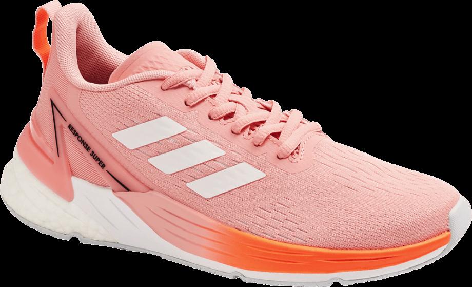Zapatillas adidas rosa para el gym