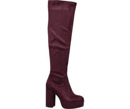 5b8be20f6f1 Add a floral vibe to your winter style with a pair of Catwalk heeled boots.  These Insta-worthy boots are the statement footwear you need this season,  ...