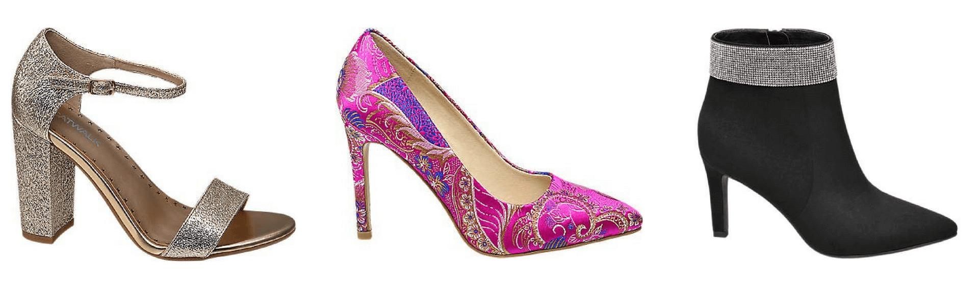 510b100f0a5 Slip into Glamorous Shoes for Party Season | Deichmann
