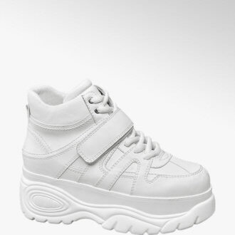 Chunky sneakers bianca