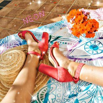sandali da donna - Sandalo con tacco alto, Deichmann