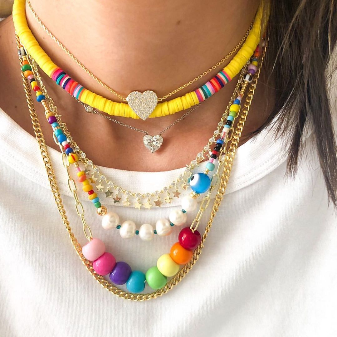 must have collana perline