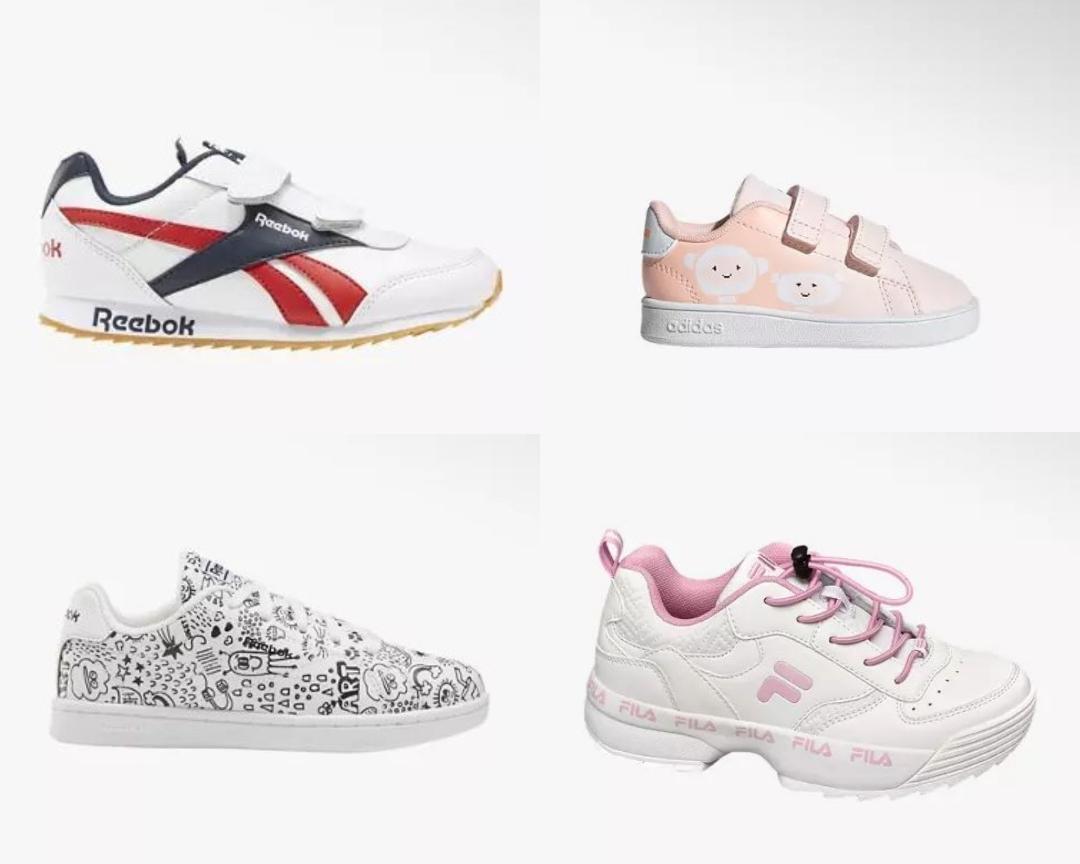 scarpe per bambini sneakers