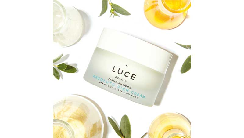 Beauty case crema nutriente, Luce Beauty by Alessia Marcuzzi