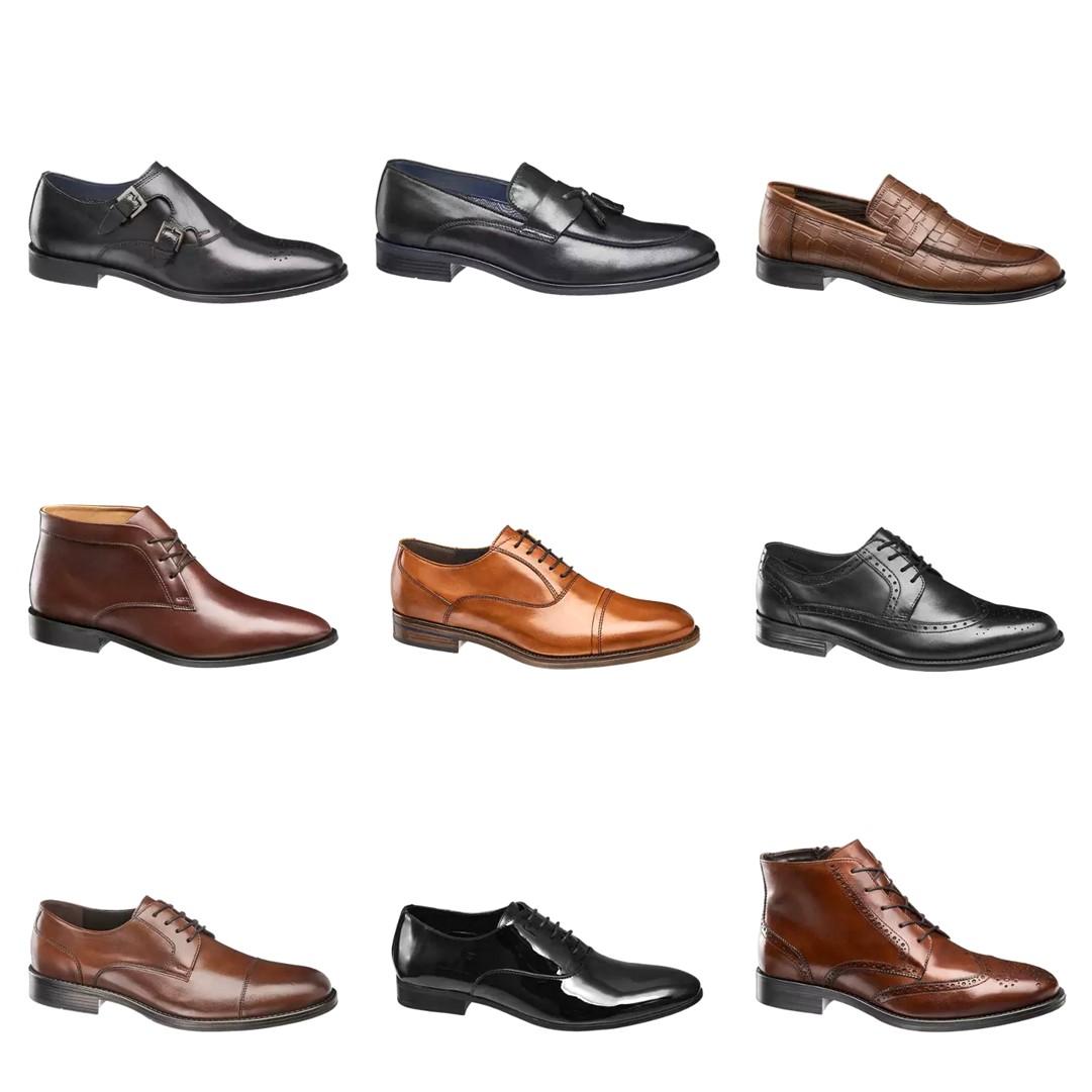 scarpe eleganti uomo, Deichmann