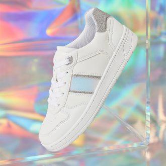 Trend metallico, sneaker Deichmann