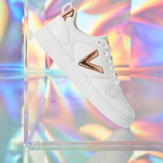 Trend metallico, sneaker vty