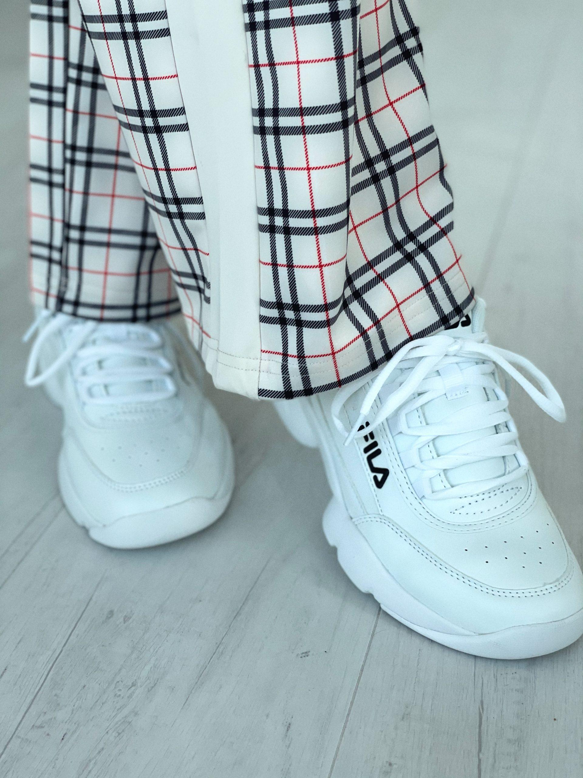 scarpe sportive, chunky sneaker bianche Fila