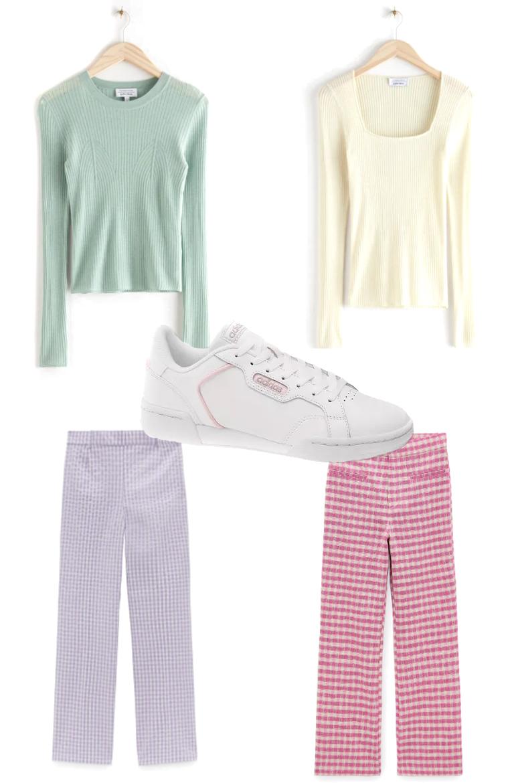 look comodi sneakers, Adidas Roguera, Deichmann