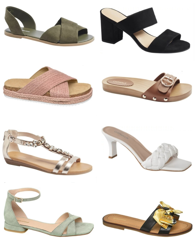 sandali perfetti estate 2021