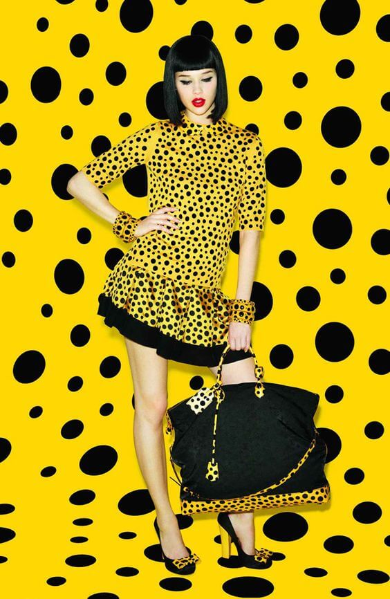 Pois - Total lack and yellow