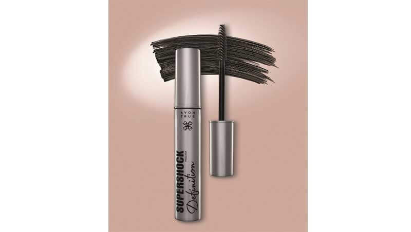Altissima definizione per il mascara Supershock Definition, Avon