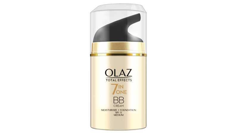 Boho make-up - BB Cream 7 in 1, Olaz