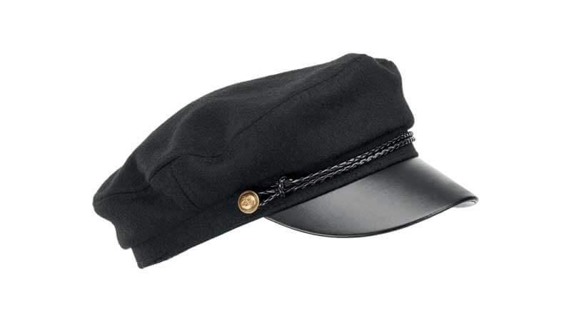 Cappelli inverno - Biker boy nero