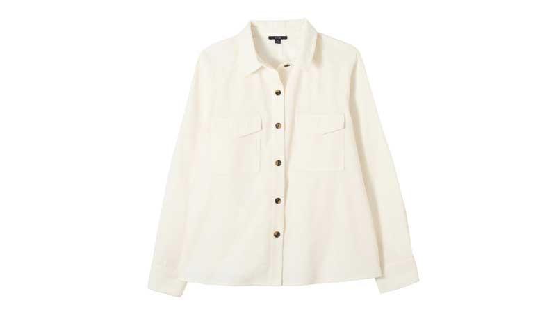 saldi 2020 - Camicia bianca, Kiabi