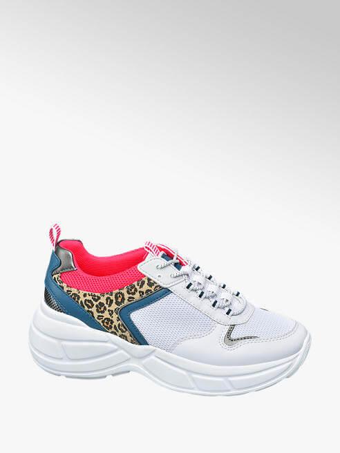 Scarpe sportive - Chunky sneaker con dettaglio animalier, Deichmann