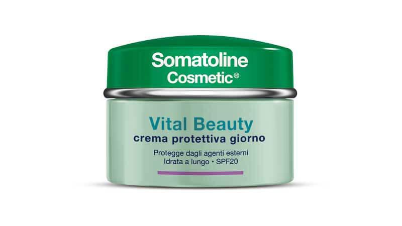 Beauty solution - Crema protettiva da giorno, Somatoline