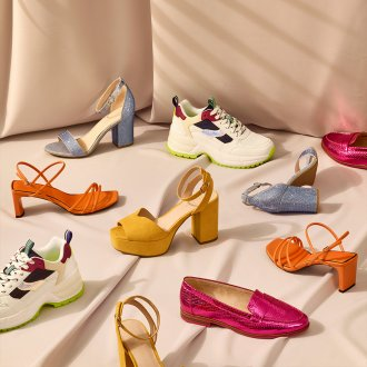 Colour Up - collezione di Rita Ora for Deichmann