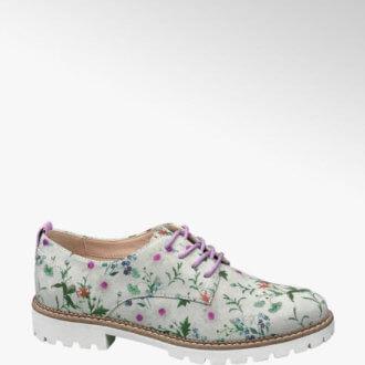 scarpe stringate donna