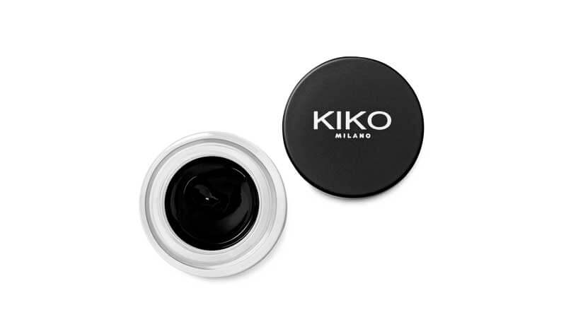Boho make-up - Eyeliner, Kiko Milano