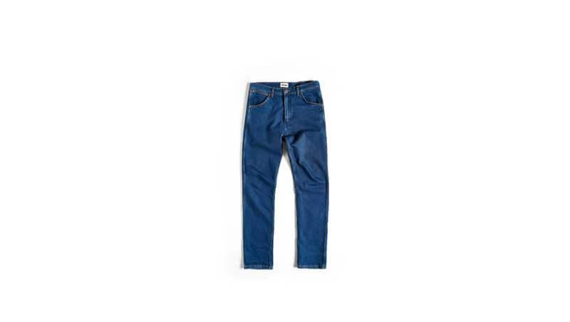 Jeans straight da taglio lineare, Wrangler