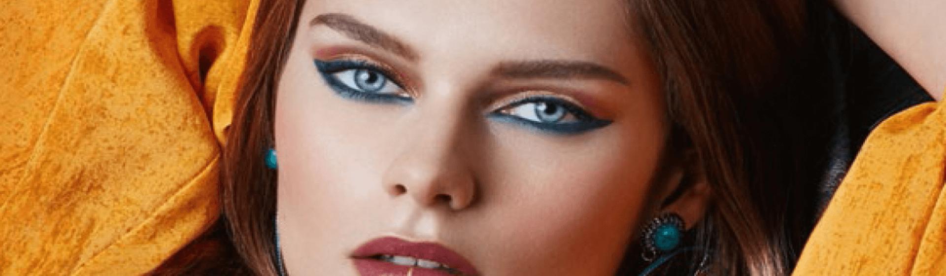 Gipsy eyes tutorial come realizzare un make,up da gitana