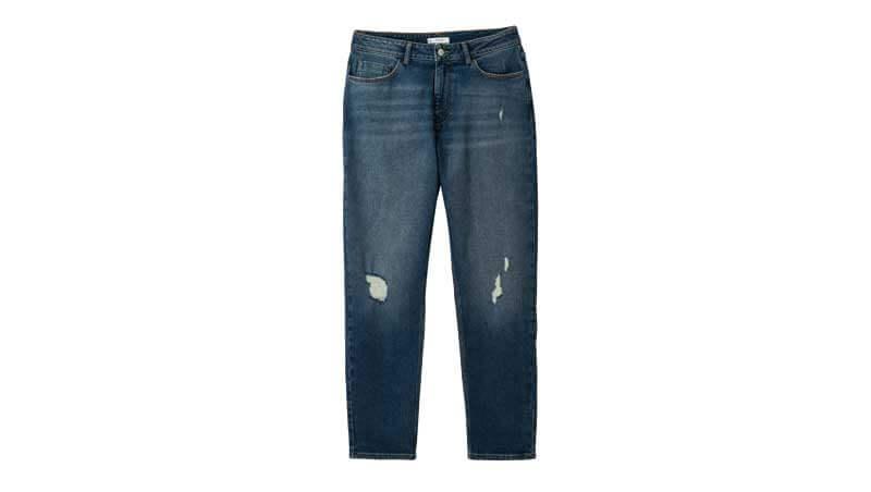 Silhouette femminile - Mom jeans, Kiabi