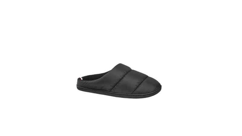 Pantofole - Pantofoal da uomo in tessuto tecnico, Deichmann