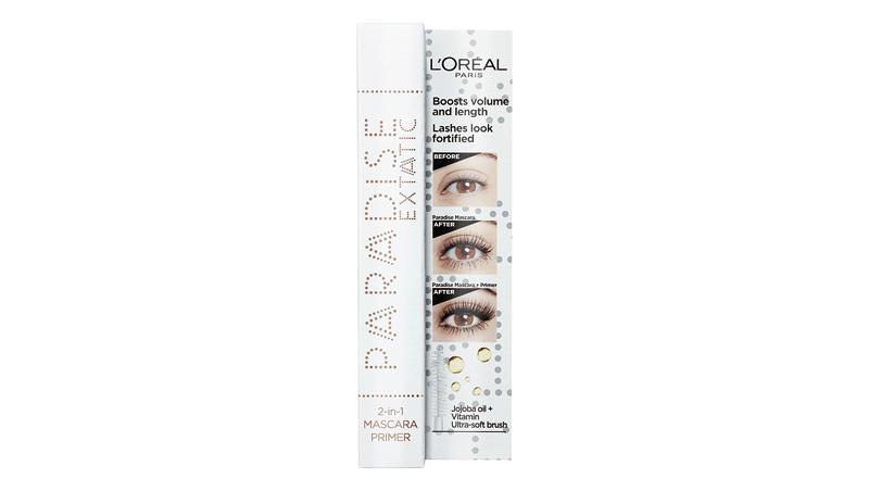 Primer e mascara Paradise Extatic, L'Oréal Paris