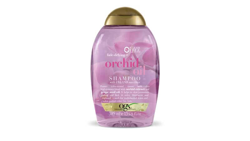hair trend 2020 - Shampoo Orchid Oil, OGX
