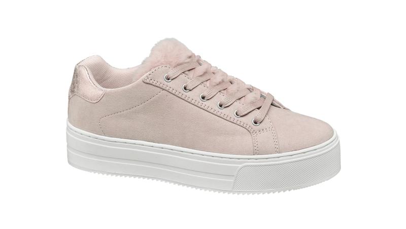 Scarpe sportive - Sneaker rosa cipria Graceland by Deichmann