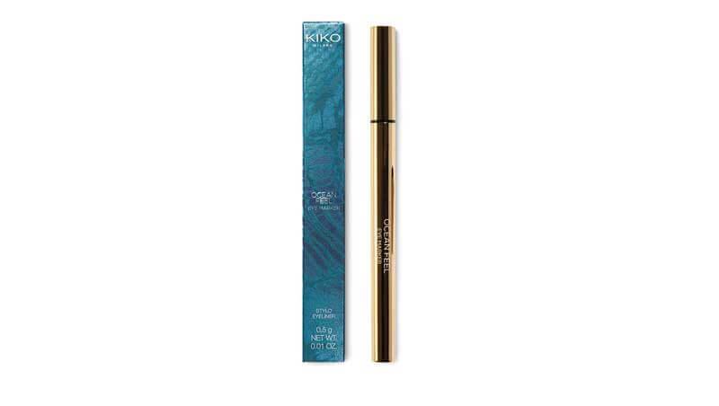 Stylo eyeliner collezione Ocean Feel, Kiko