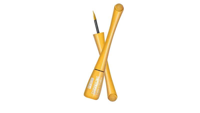 Surprising Liner & Shadow è un eyliner fluido che si può anche sfumare a tutta palpebra come un ombretto, Pupa