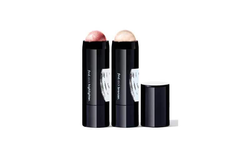 Make-up primavera - Terra e illuminante in stick, find. (su amazon.it)