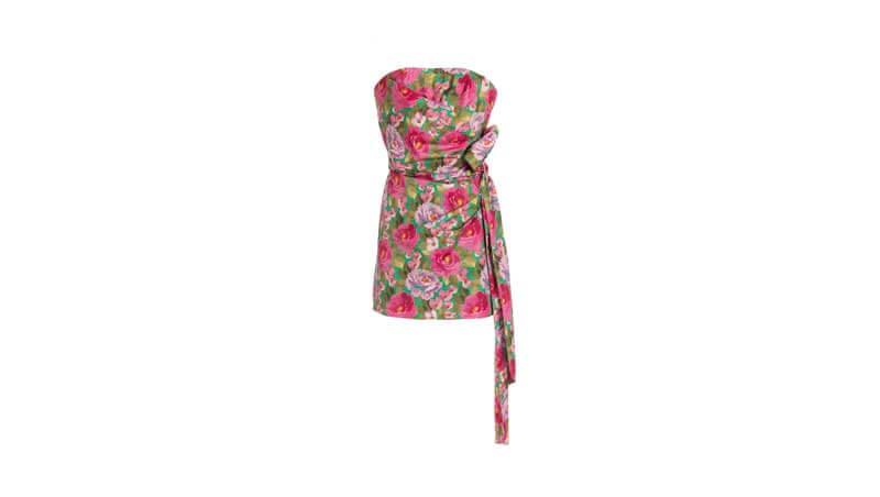 Outfit primavera - Tubino floreale, Motivi