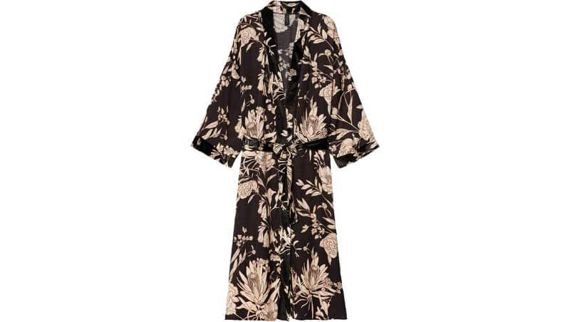 Lingerie 2019 - Vestaglia kimono, Intimissimi