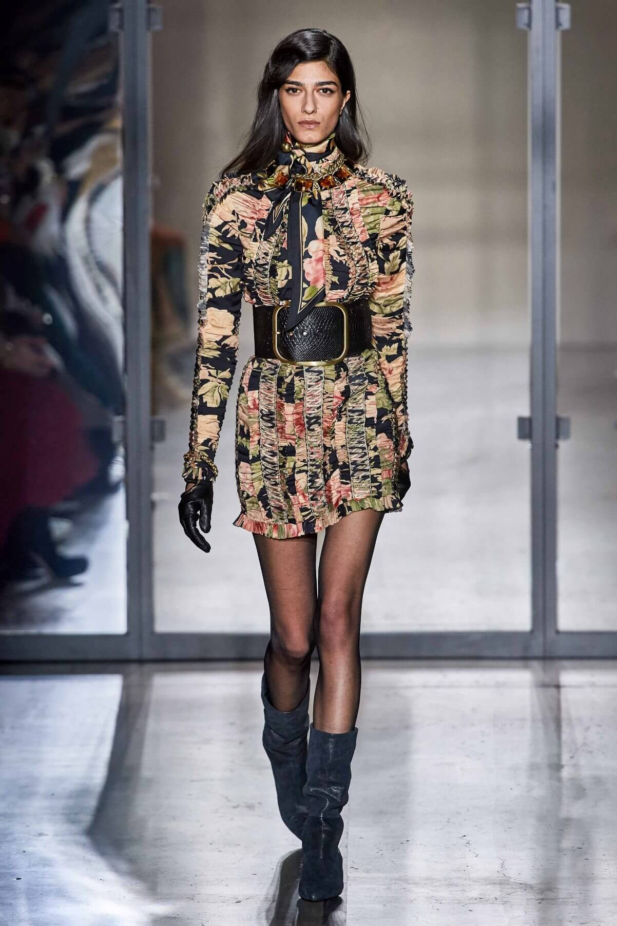 floreale in autunno - Zimmermann // Photo Credit Vogue.com