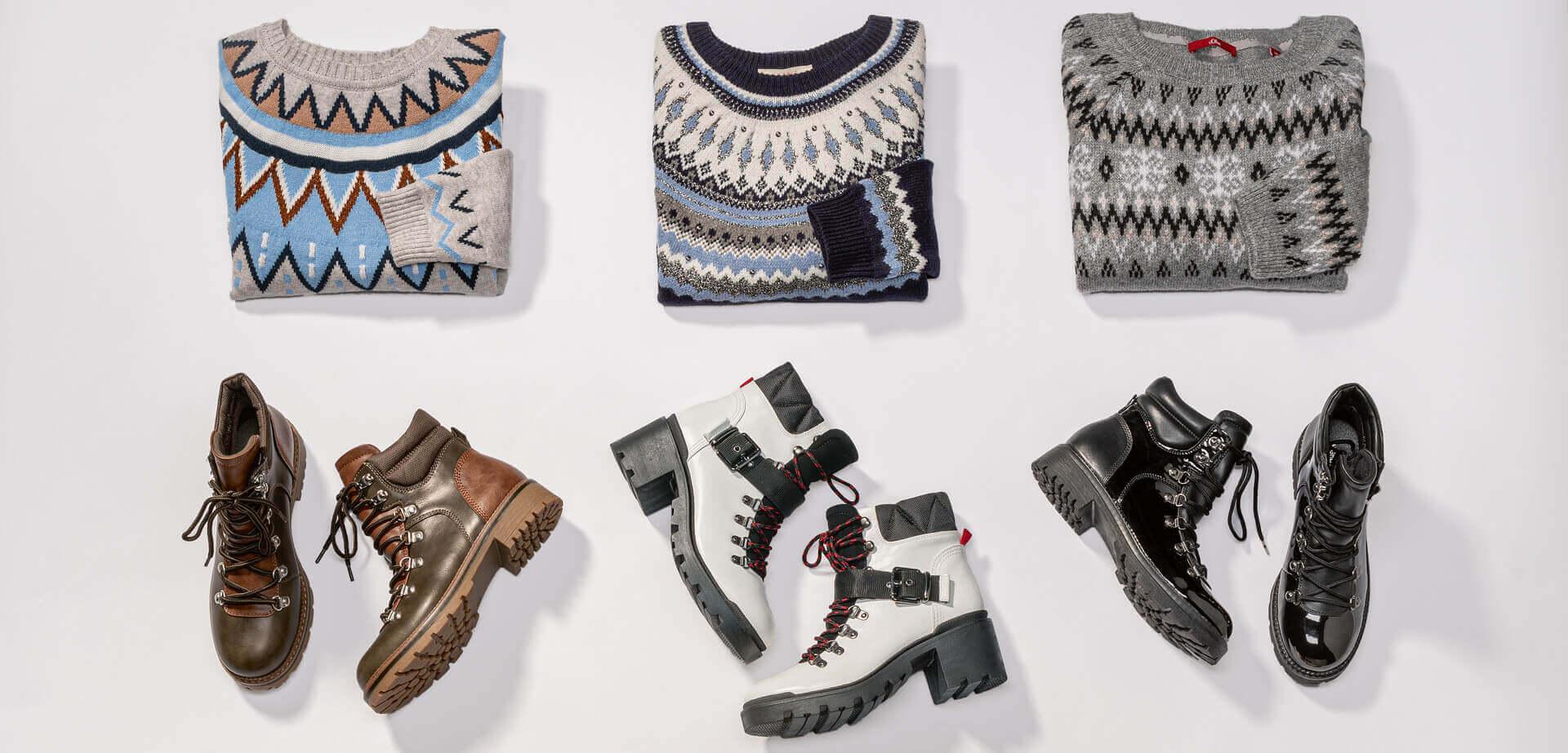 stivali invernali Deichmann © Harry Vorsteher (Styling: Petra Tielmann)