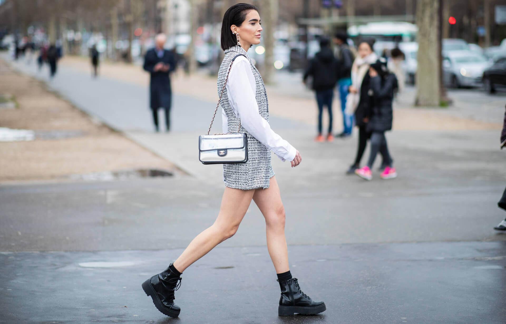 Winter Boots Streetstyle Shoe Fashion