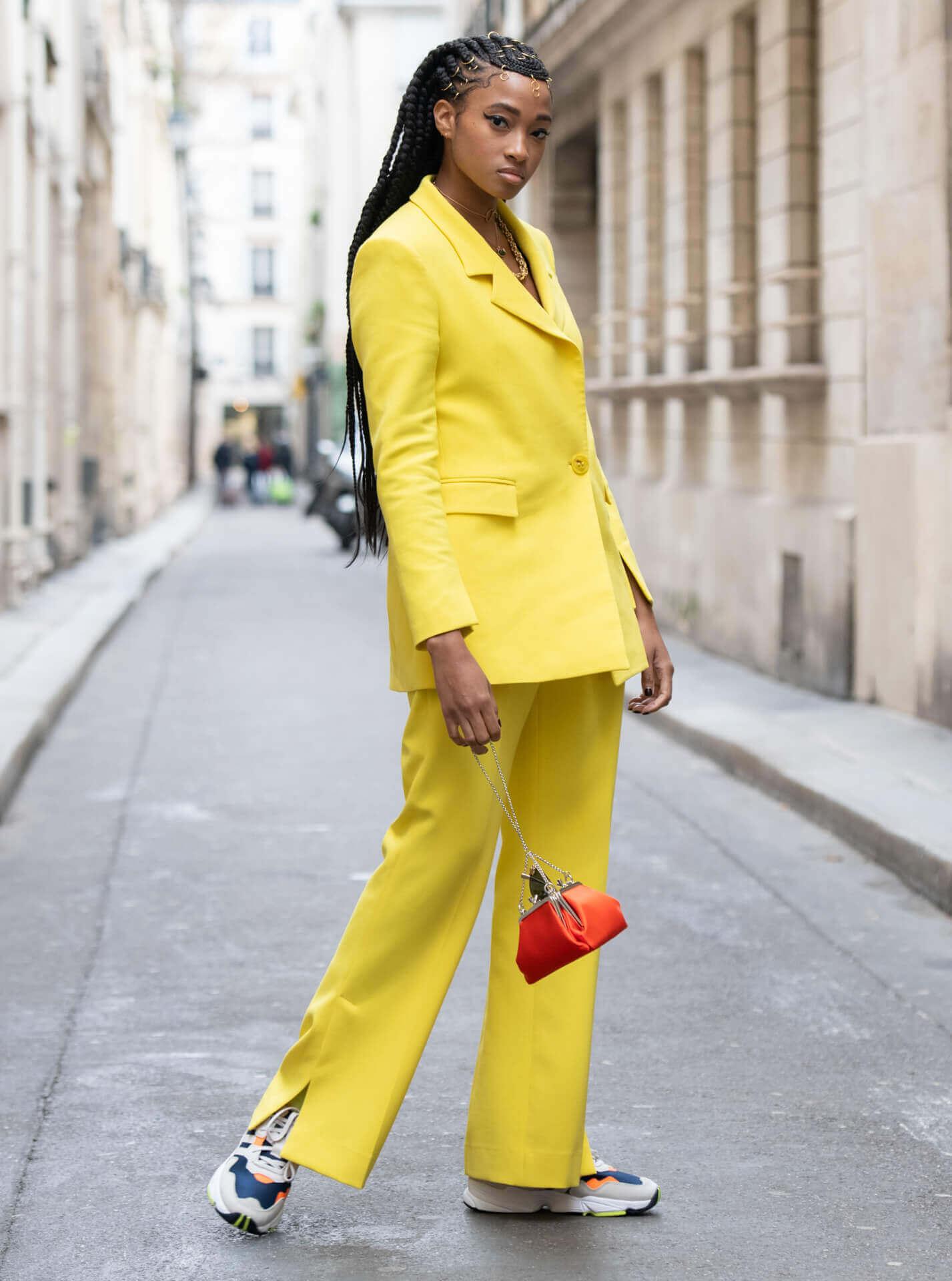 Le mini bag - Candace Marie Stewart, Streetstyle