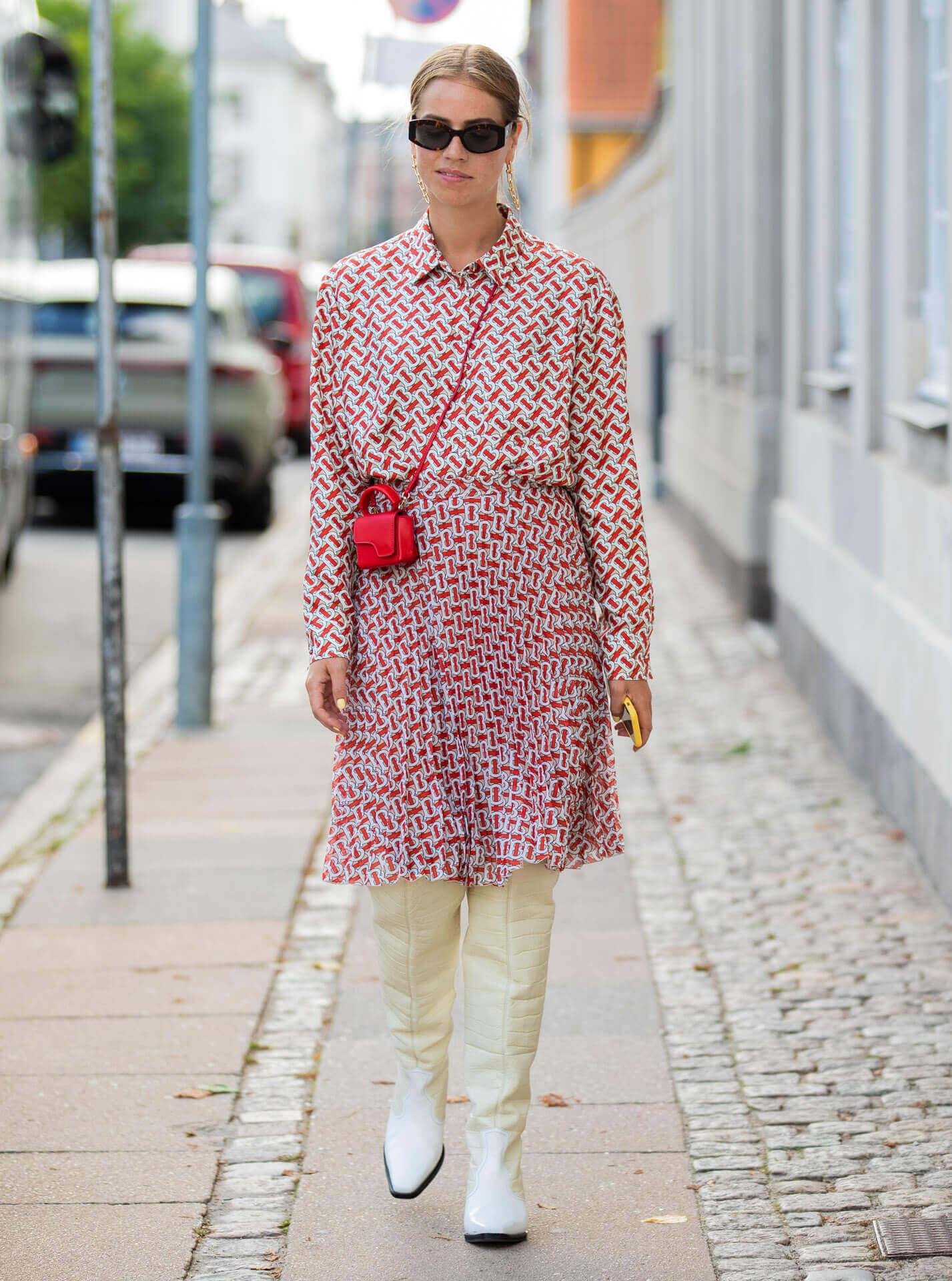Trine Kjaer, Streetstyle
