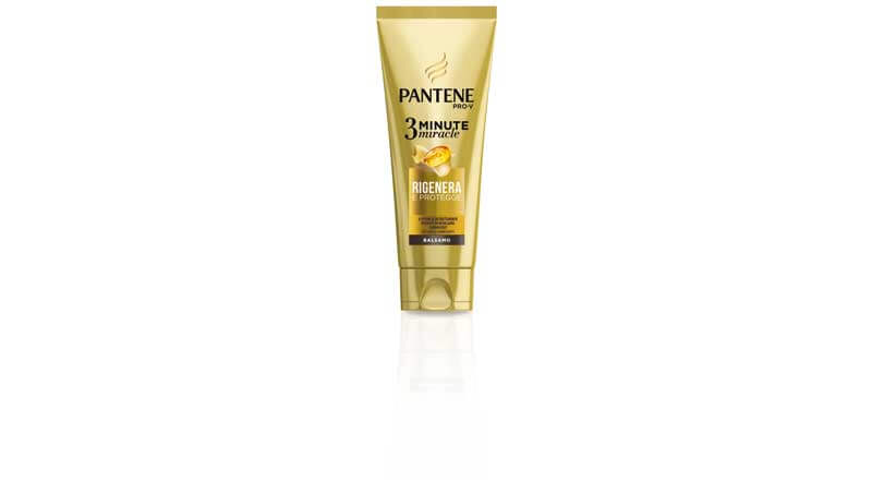 Capelli - Balsamo 3 minute miracle, Pantene