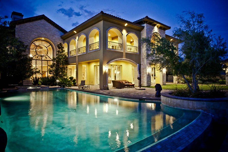 Case di lusso da sogno spettacolari luxury home real for Ville moderne di lusso