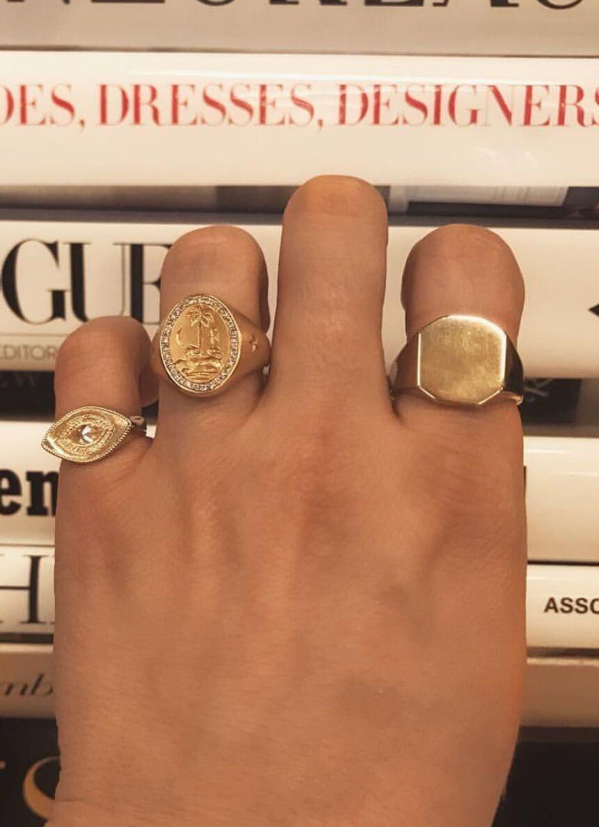 anelli chevalier gioielli