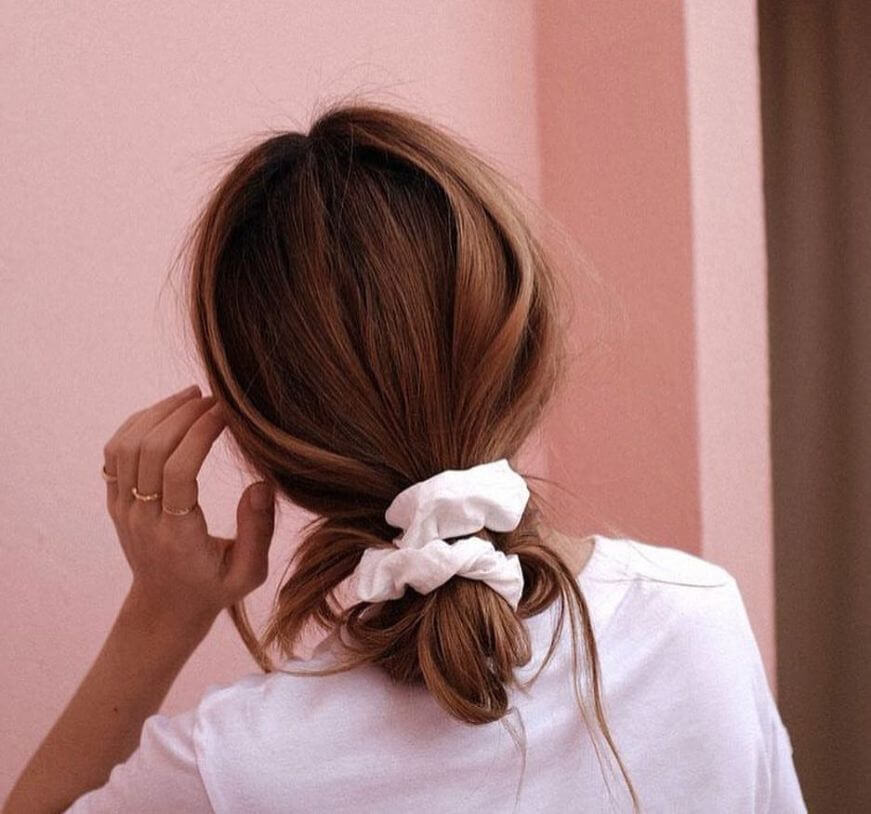 Elastici per i capelli anni 90