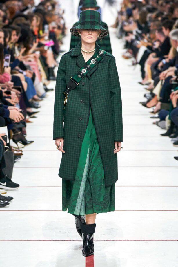 gonne per l'autunno - Dior FW 2019-20