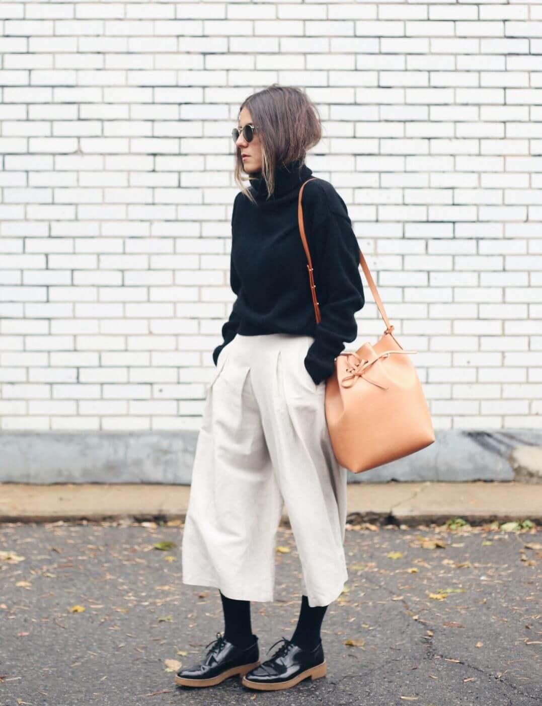 scarpe stringate donna con suola in contrasto