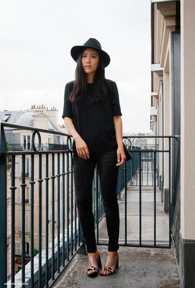 Vestirsi di nero